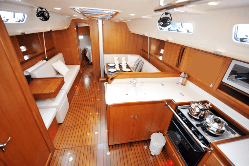 Choosing a Cruising Sailboat