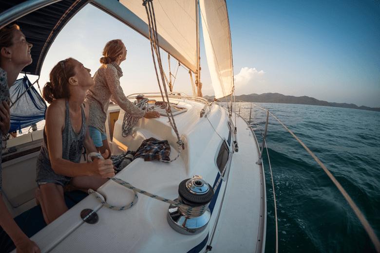 Chartering A Sailboat